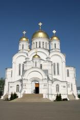 Transfiguration Orthodox cathedral