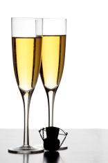 Champagne Still Life