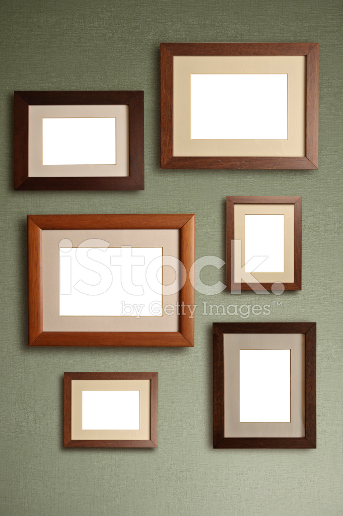 Lots Of Frames On The Wall Stock Photos Freeimagescom