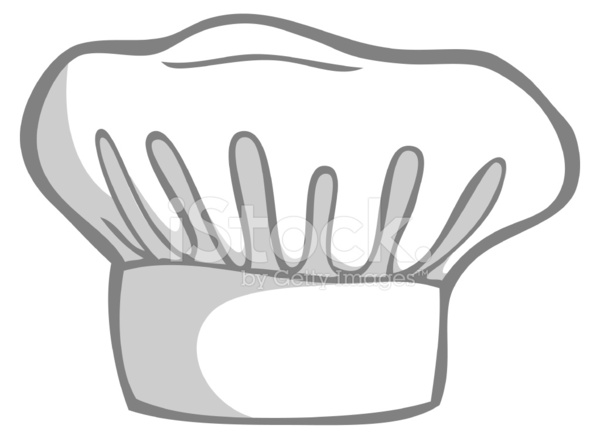 Chefs Hat Stock Vector