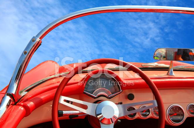 auto 50 jaar Stijlvolle Auto Van DE 50 Jaar Stockfoto's   FreeImages.com auto 50 jaar