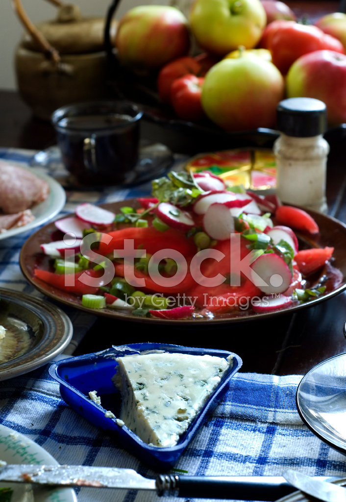 Breakfest In Country At Summer Stock Photos Freeimages Com