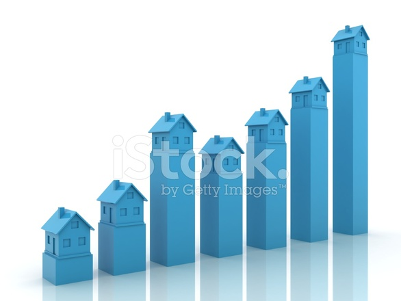 Immobilien Preise Chart Stockfotos - FreeImages.com