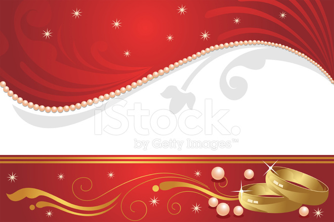 Wedding Background Stock Vector - FreeImages com