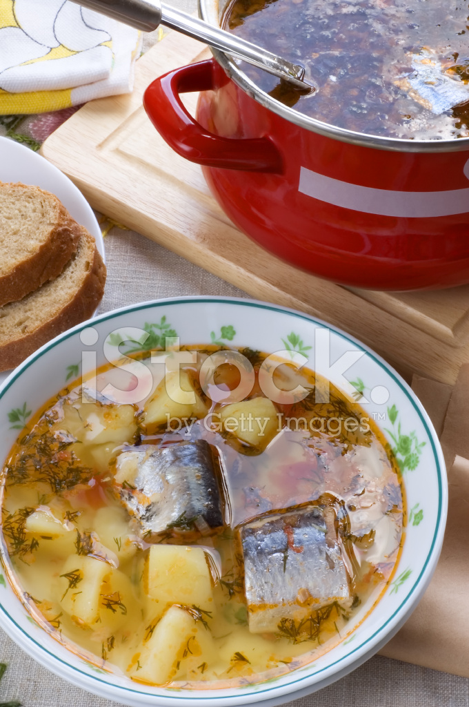 Суп из сардины консервы с маслом рецепт с пошаговый рецепт с