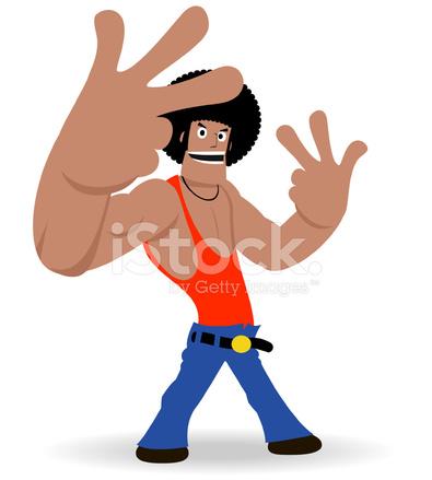 Yo homem legal e na moda hip hop fazendo gestos de mo stock premium stock photo of yo homem legal e na moda hip hop fazendo gestos de mo stopboris Image collections