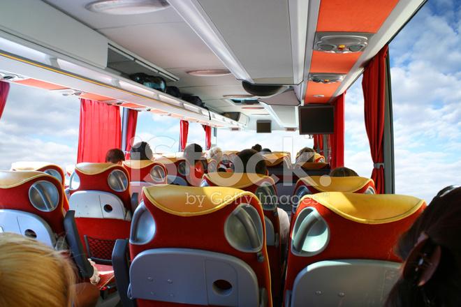All 39 Interno Di Un Autobus Fotografie Stock