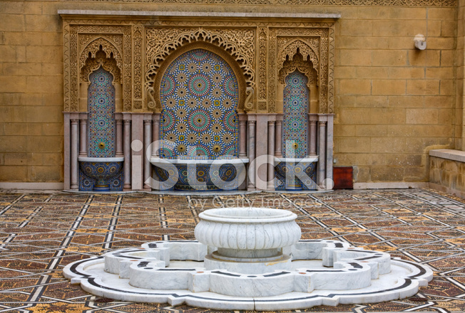 Tegels Antwerpen Marokkaan : Mozaïek tegels marokkaanse fonteinen stockfoto s freeimages