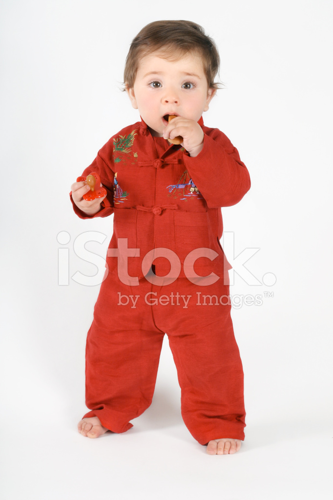 Standing Baby Eating Rusk Stock Photos - FreeImages com