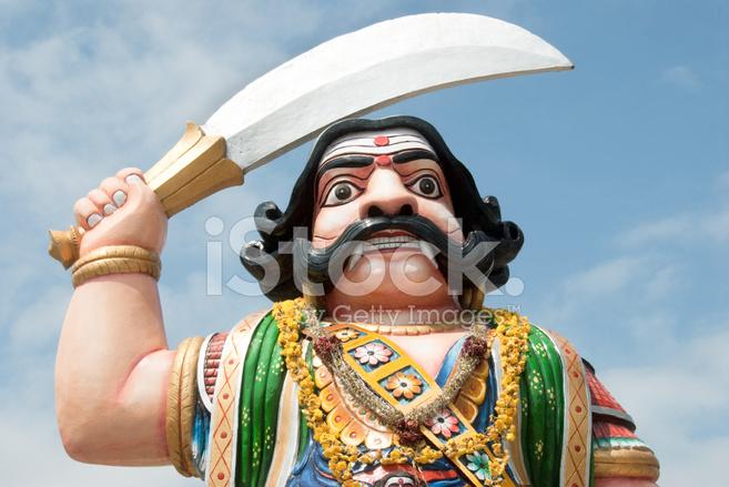 Indian Demon Stock Photos Freeimages Com