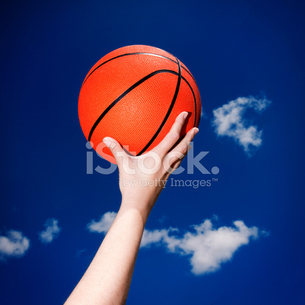 hand holding basketball stock photos freeimages com