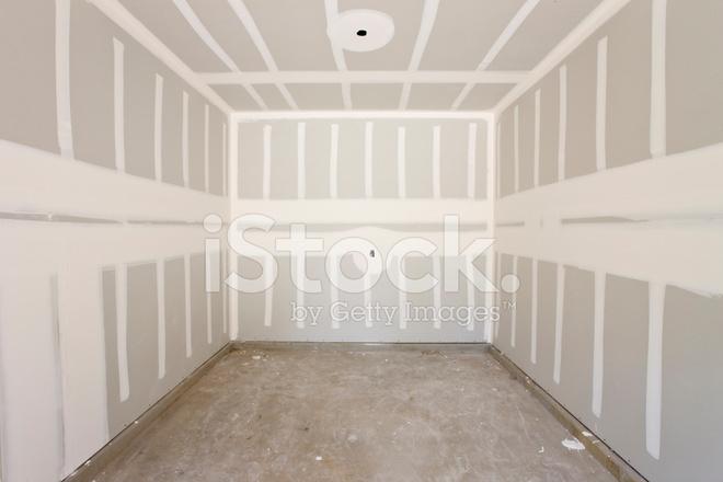 Trockenbau Bau Einer Garage Stockfotos - FreeImages.com