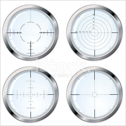 how to get circle crosshair for shotugn