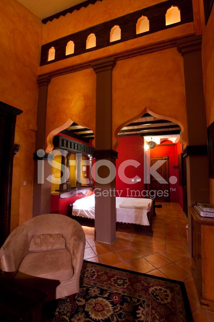 Orientalisches Schlafzimmer Stockfotos - FreeImages.com