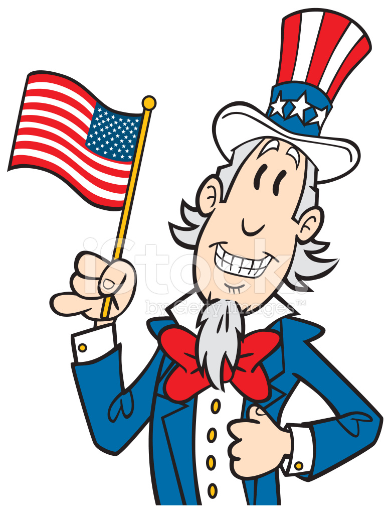 cartoon uncle sam stock vector freeimages com tattered american flag vector art distressed american flag vector art