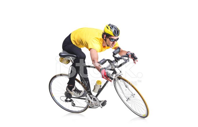 Young Man Riding A Bicycle Stock Photos - FreeImages com