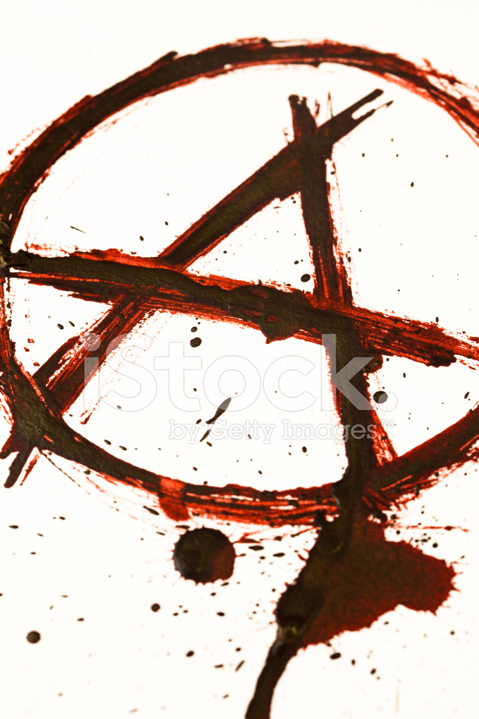 Anarchy Symbol Stock Photos Freeimages