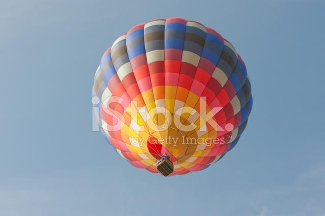hot air balloon flight - photo #16