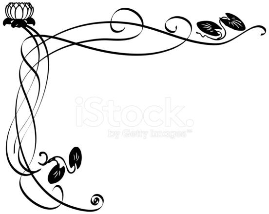 art deco ornament vector stock vector. Black Bedroom Furniture Sets. Home Design Ideas