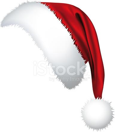 Santa Hat (vector + Xxl JPG IN ZIP Folder) Stock Vector ...