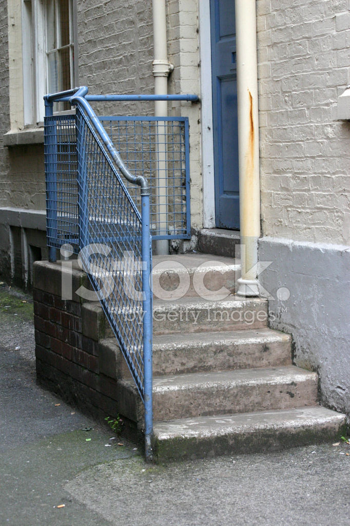 Premium Stock Photo Of Steps TO Back Door
