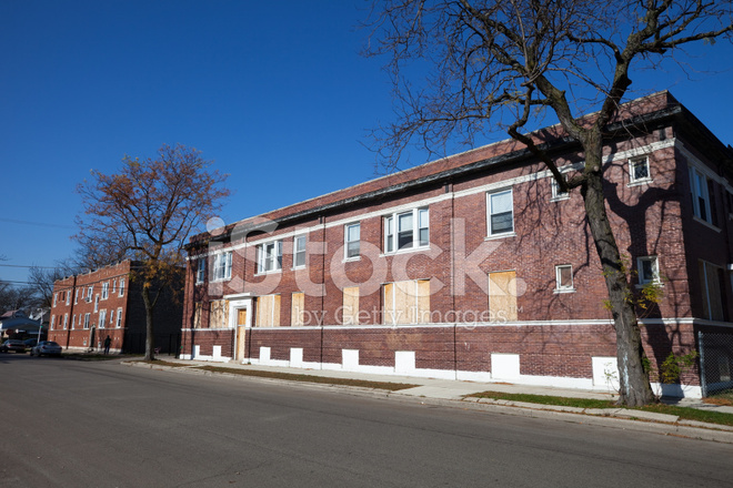 Affordable Boarded UP Apartments IN Chicago Neighborhood ...