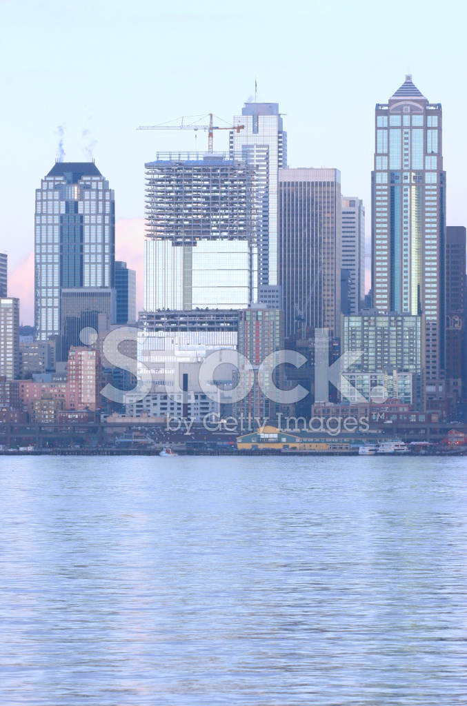 Industrial flat style city under construction background ... |City Under Construction