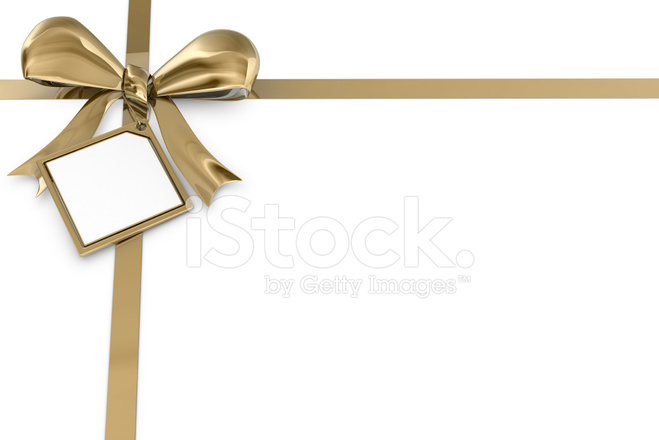 gold gift bow stock photos freeimages com
