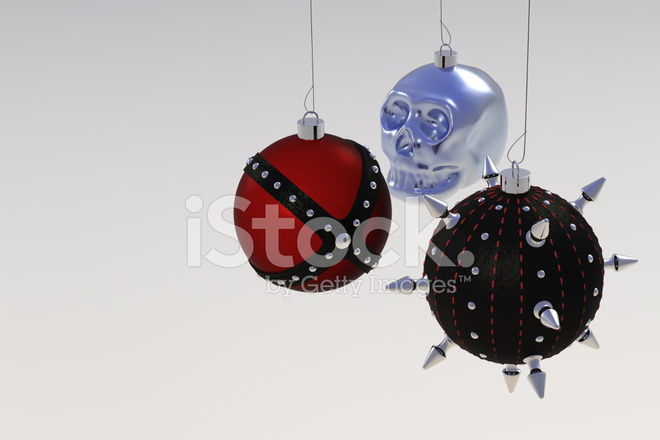 heavy metal christmas ornaments - Heavy Metal Christmas