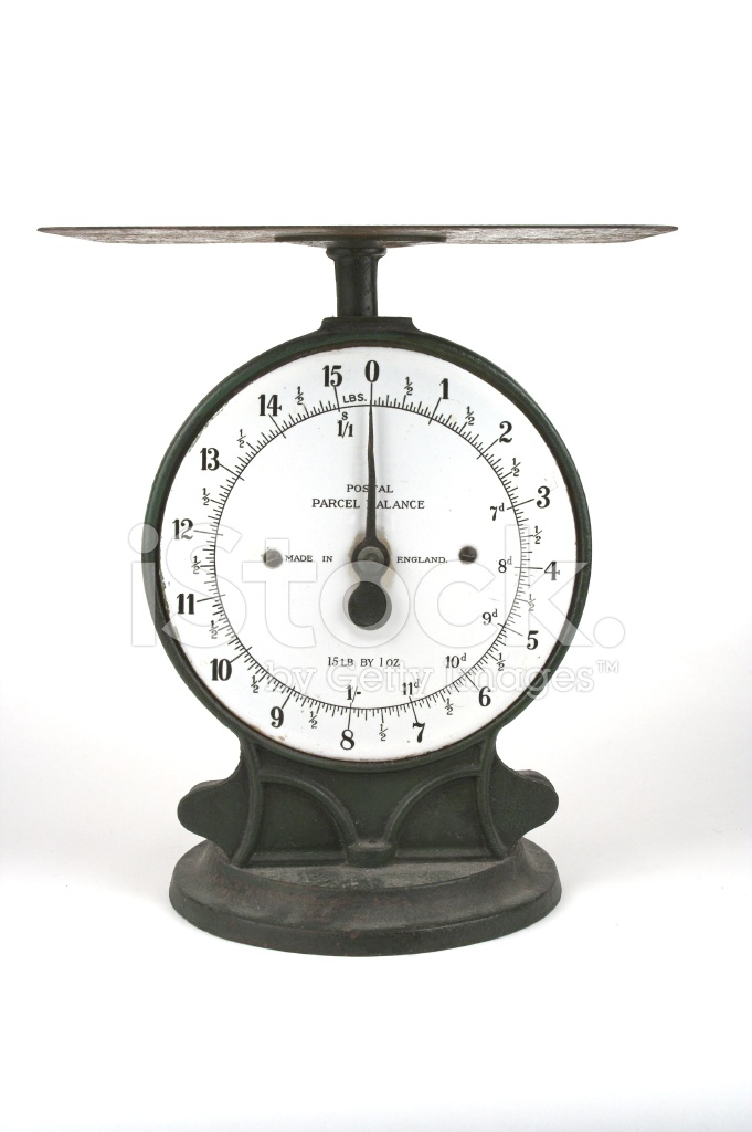 Vintage Postal Weighing Scales Stock Photos Freeimages Com