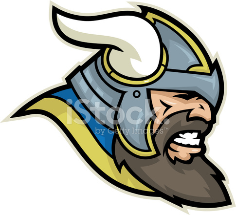 Viking Mascot Stock Vector Freeimages Com