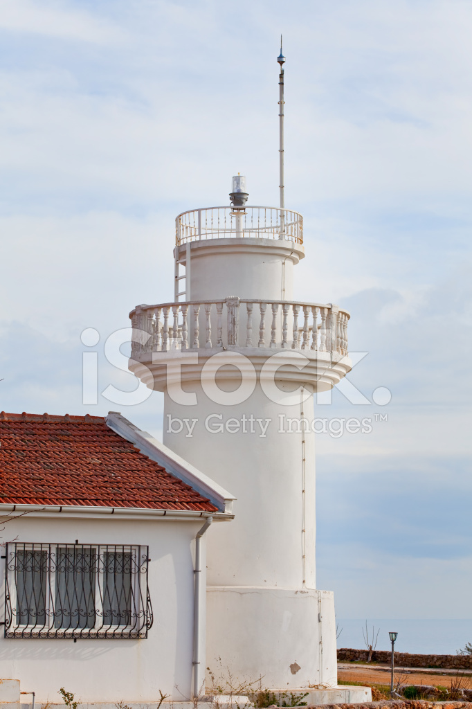 White Lighthouse Stock Photos Freeimages Com