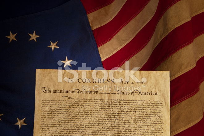 the many declarations of american independence