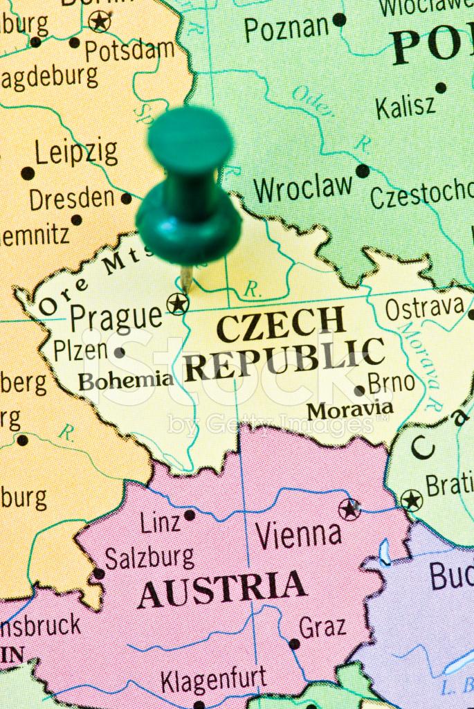 prague on world map Prague Czech Republic Stock Photos Freeimages Com prague on world map