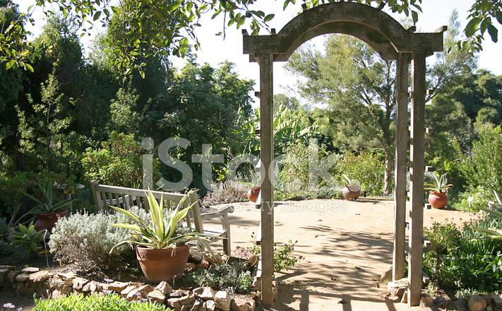 Jardin Oasis Fotografias De Stock Freeimages Com