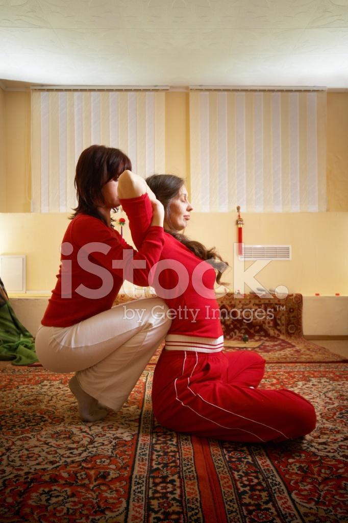 Thai Massage stock photos - FreeImages.com