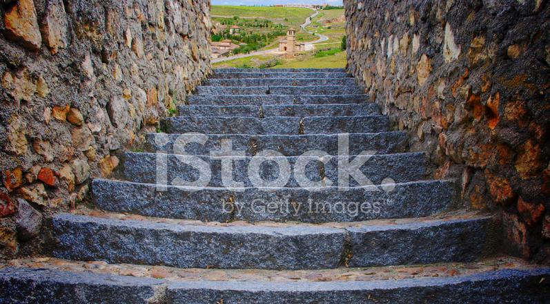 Treppen Aus Stein Stockfotos - FreeImages.com
