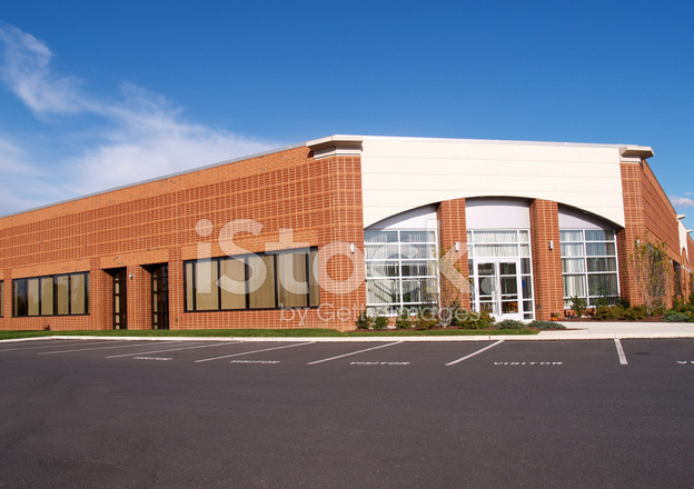 Modern Small Office Building Stock Photos Freeimages Com