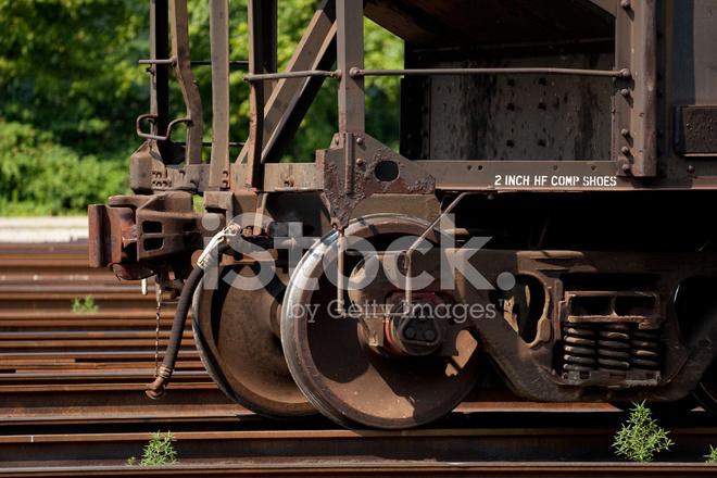 Modern Railroad Steel