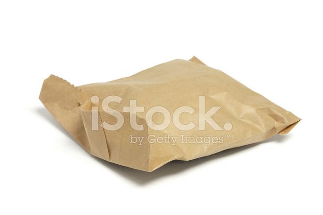 De Papieren Zak : Bruine papieren zak stockfoto s freeimages