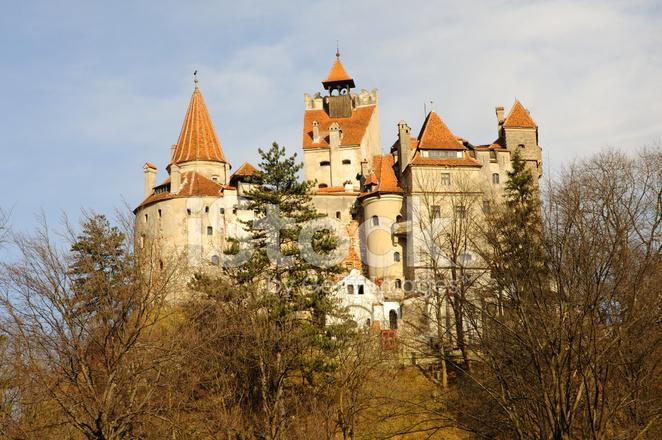 slottet bran