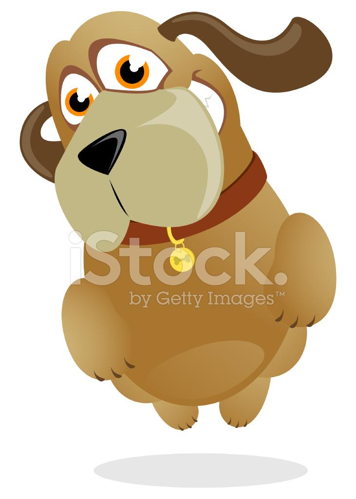 Cartone animato cane stock vector freeimages.com
