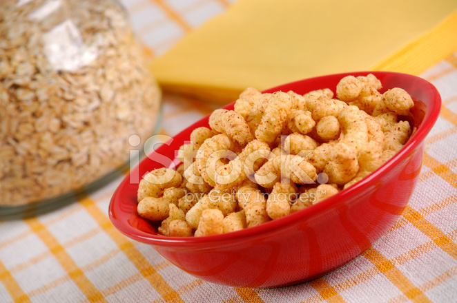 Mais Snack MIT Dekoration Stockfotos - FreeImages.com
