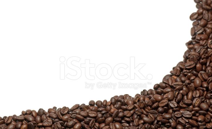 Coffee Bean Border ~ Coffee beans border stock photos freeimages
