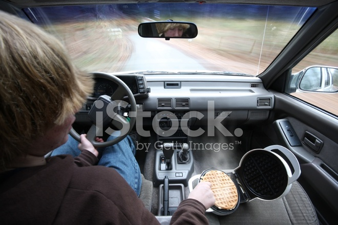 Distracted Teen Drivers 32