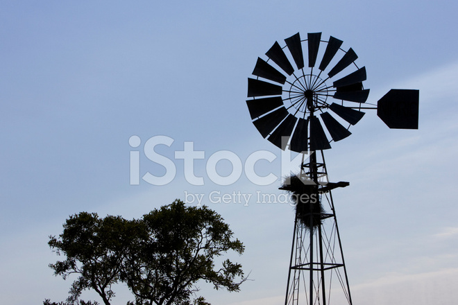 wind powered water pump stock photos freeimages com