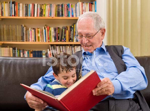 С дедушкой рассказ 17 фотография