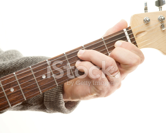 Guitar Chords Series, C Minor Stock Photos - FreeImages.com