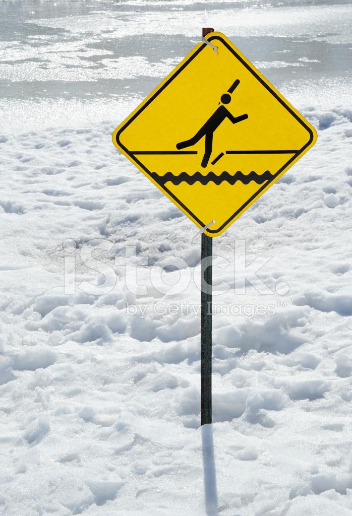 улыбкой знак не ходи по тонкому льду переместить вправо, фон