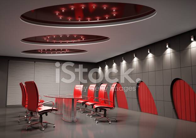 Konferenzraum Interior 3d